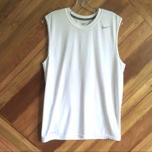 Nike Dri Fit Small Tank Top